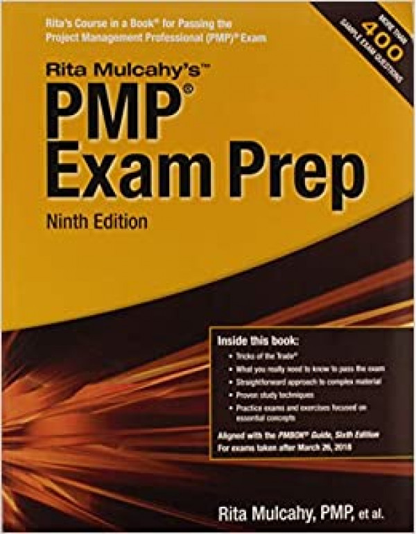 PMP Exam Prep: Accelerated Learning to Pass the Pr...