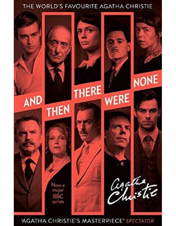 And Then There Were None: The World's Favourite Agatha Christie Book By Agatha Christie
