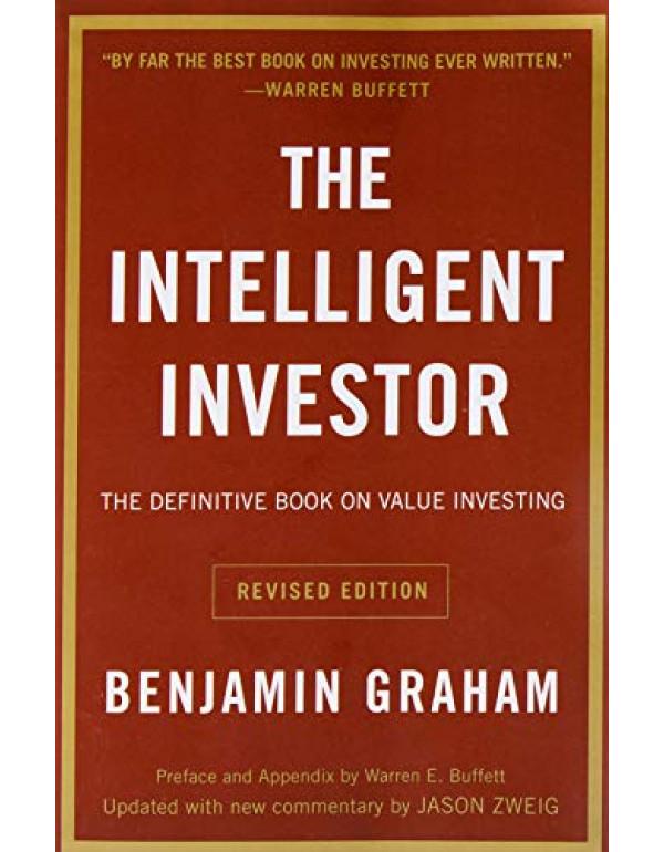 The Intelligent Investor  By Benjamin Graham (0060555661) (9780060555665)