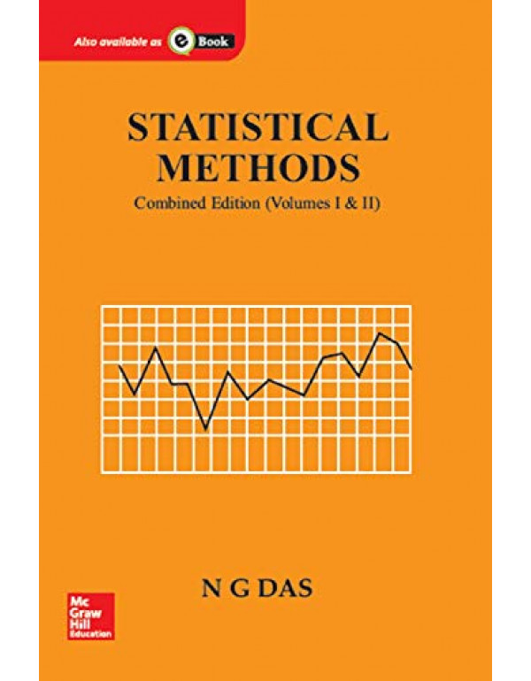 Statistical Methods (Combined edition volume 1 & 2) By Das, N