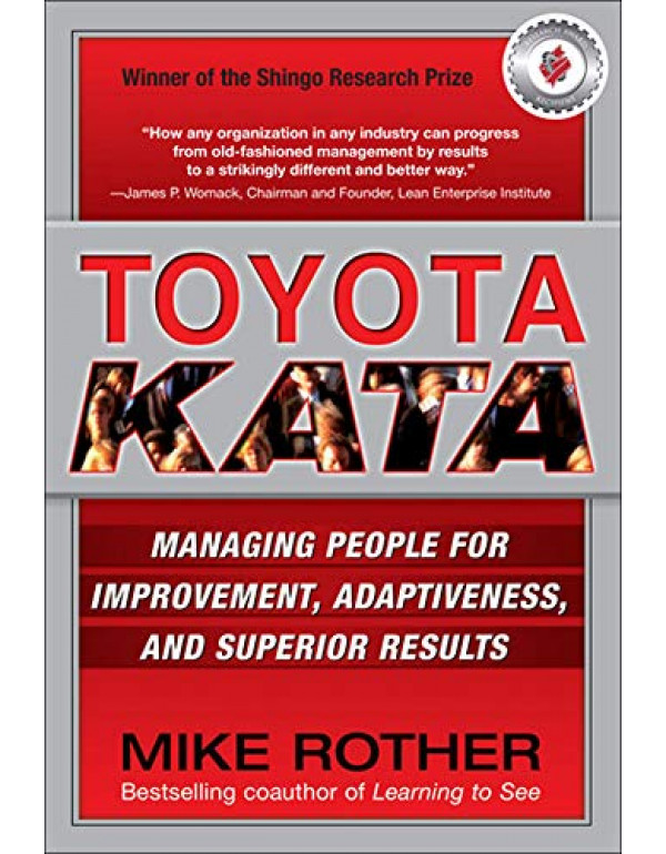 TOYOTA KATA By Rother, Mike (0071635238) (9780070683464)