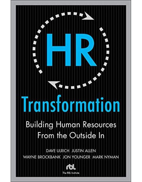 HR Transformation By Dave Ulrich (0071638709) (9780070677579)