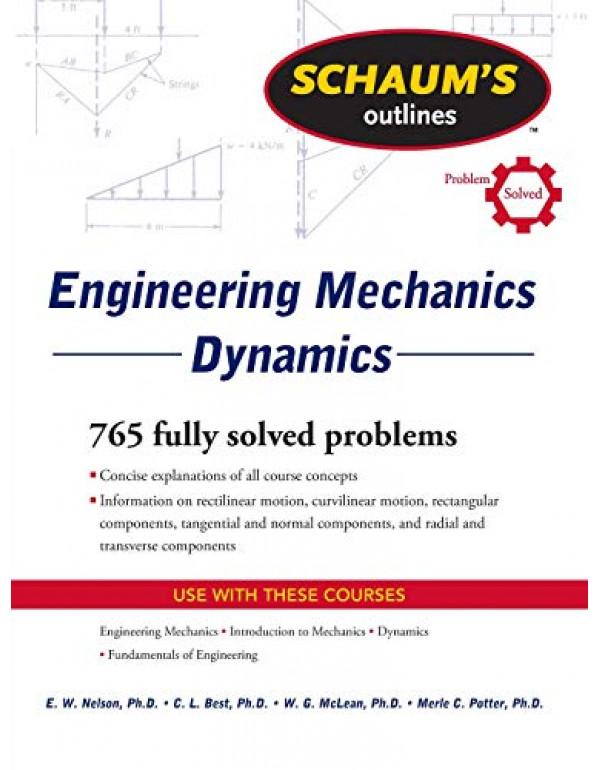 Engineering Mechanics Dynamics, 1Ed By Nelson, E. (0071713603) (9780071321297)
