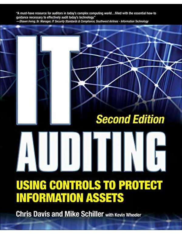 IT AUDITING  CONTROL  PROTECT INFO ASSET By Davis, Chris (0071742387) (9780071077279)