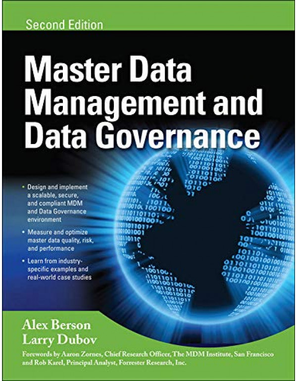 Master Data Management and Data Governance  By Berson, Alex (0071744584) (9780071744584)