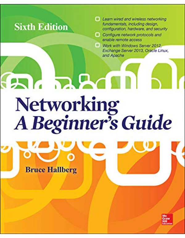 NETWORKING:A BEGINNERS GUIDE By Hallberg, Bruce (0071812245) (9780071812245)
