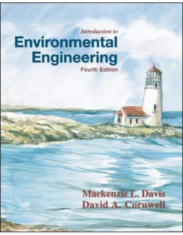 introduction to enviornmental engineering (sie) By Davis, Mackenzie (0072424117) (9780070671171)