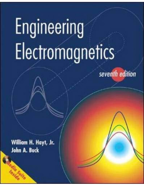engineering electromagnetics, (with cd),(special indian edition) By Hayt, William (0073104639) (9780070612235)
