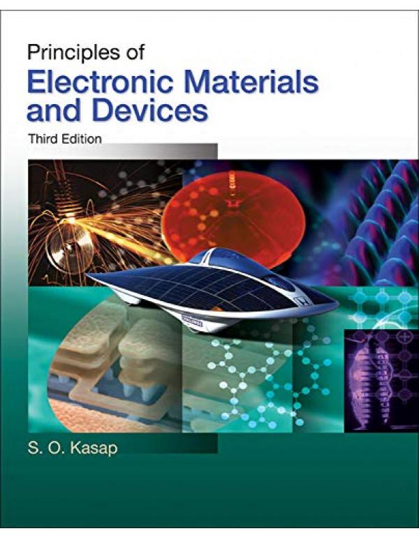 ELECTRONIC MATERIALS & DEV 3E SIE By Kasap, Safa (0073104647) (9780070648203)