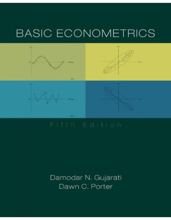 BASIC ECONOMETRICS By Gujarati, Damodar N (0073375772) (9780071333450)
