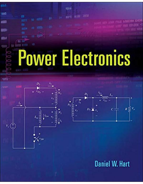 Power Electronics (Int'l Ed) By Hart, Daniel (0073380679) (9780071289306)
