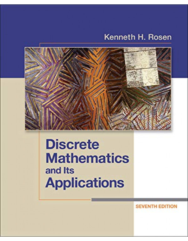 DISCRETE MATHEMATICS AND ITS APPLICA By Rosen, Kenneth (0073383090) (9780070681880)