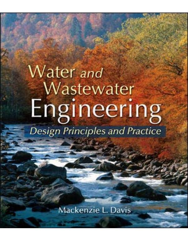 WATER & WASTEWATER ENGG By Davis, Mackenzie (0073397865) (9780073397863)