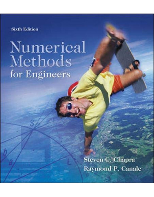 NUMERICAL METHODS 4 ENGRS  By Chapra, Steven (0073401064) (9780073401065)