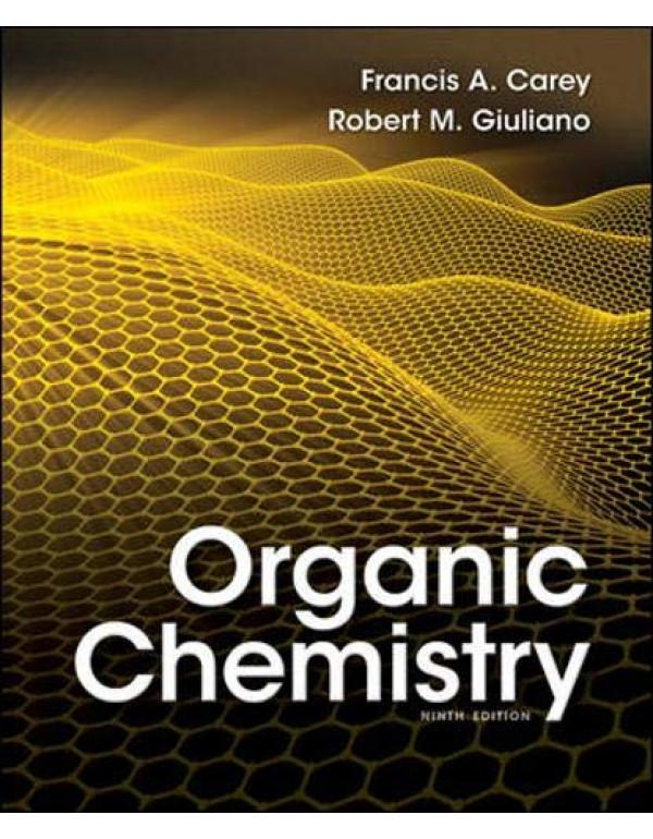 Organic Chemistry, 9th Edition By Carey, Francis (0073402745) (9780073402741)