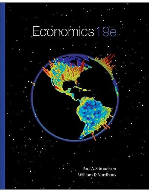 ECONOMICS 19E By Samuelson, Paul (0073511293) (9780070700710)