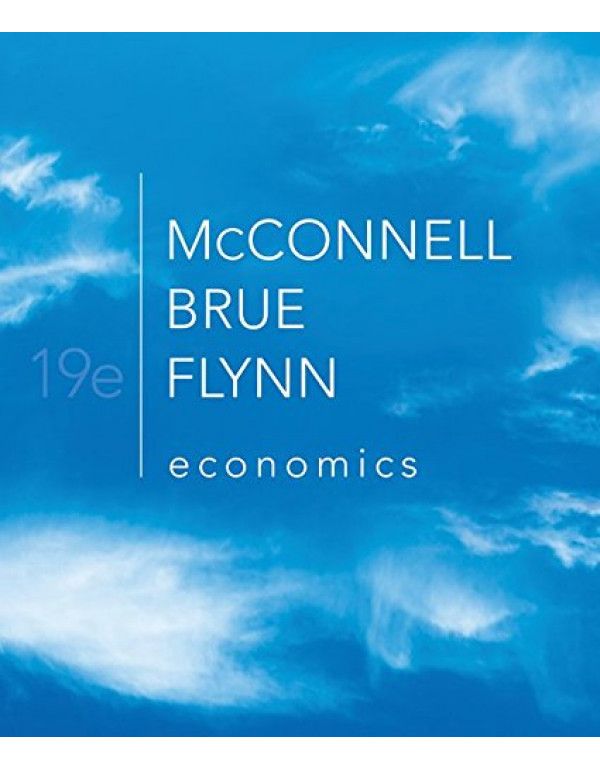Economics By Campbell R. McConnell (0073511447) (9780073511443)