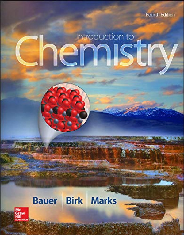 Introduction to Chemistry By Bauer, Rich (0073523003) (9780073523002)