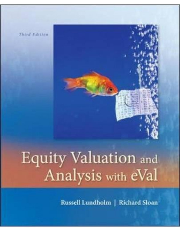 Equity Valuation and Analysis By Lundholm, Russell (0073526894) (9780073526898)