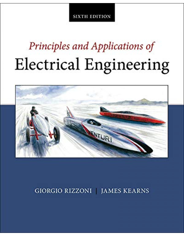 Principles and Applications of Electrical Engineering by Rizzoni (0073529591) (9780073529592)