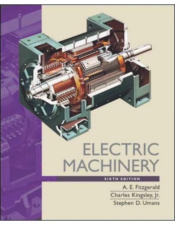 ELECTRIC MACHINERY By A. E. Fitzgerald (0073660094) (9780073660097)