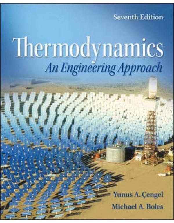 Thermodynamics 7 Edition  By Cengel, Yunus (0077366743) (9780071072540)