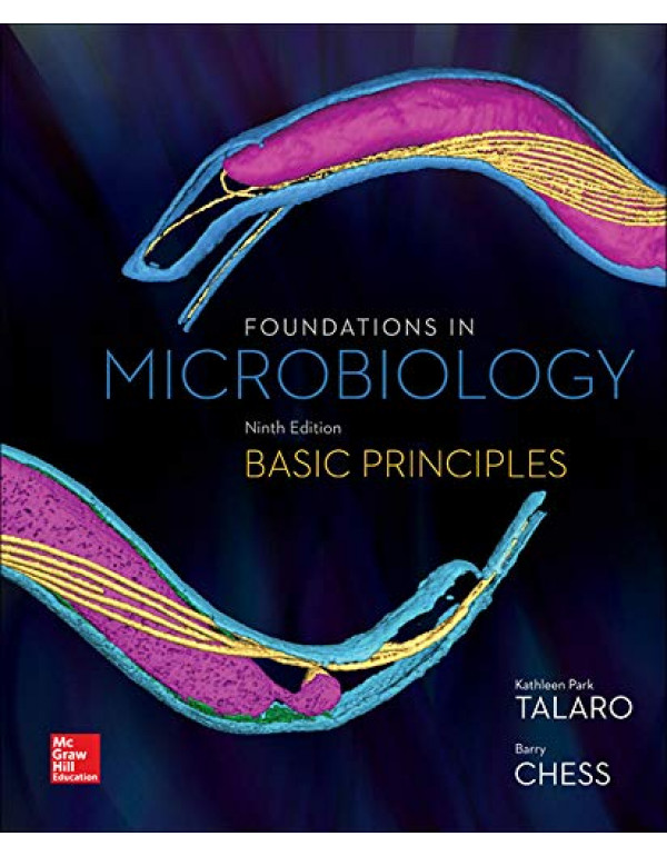 Foundations in Microbiology: Basic Principles By Talaro, Kathleen Park (0077731050) (9780077731052)
