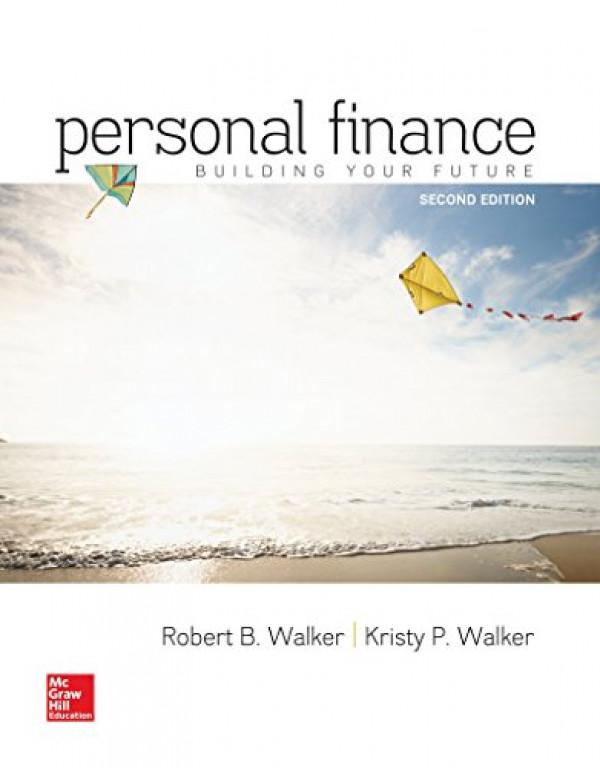 Personal Finance By Walker, Robert (0077861728) (9780077861728)