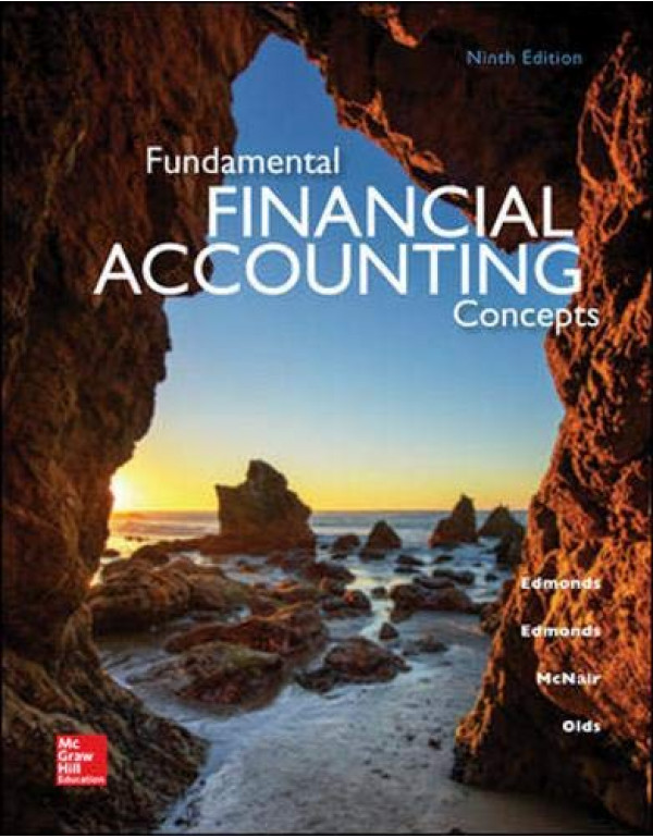 Fundamental Financial Accounting Concepts, 9th Edition  By Edmonds, Thomas (0078025907) (9780078025907)