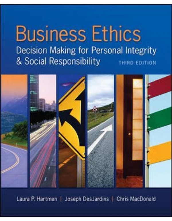 Business Ethics By Hartman, Laura P. (0078029457) (9780078029455)