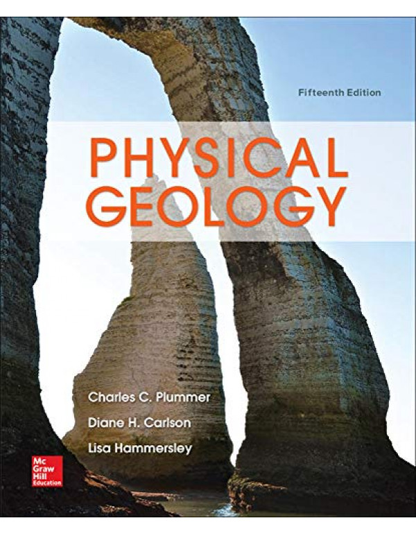Physical Geology 15th Edition By Plummer, Charles (Carlos) (0078096103) (9780078096105)