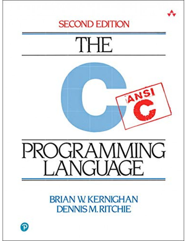 C Programming Language by Brian W. Kernighan, Denn...