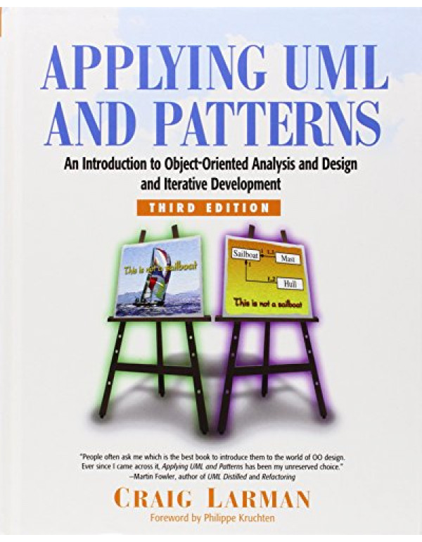 ?Applying UML and Patterns By Larman, Craig (01314...