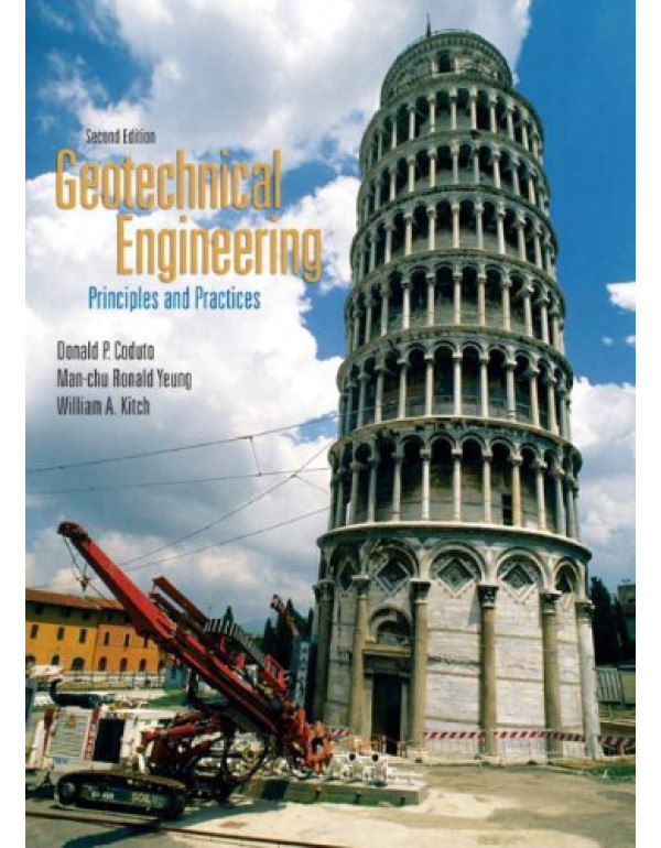 Geotechnical Engineering, 2Nd Edn By Coduto, Donald (0132368684) (9789332587427)