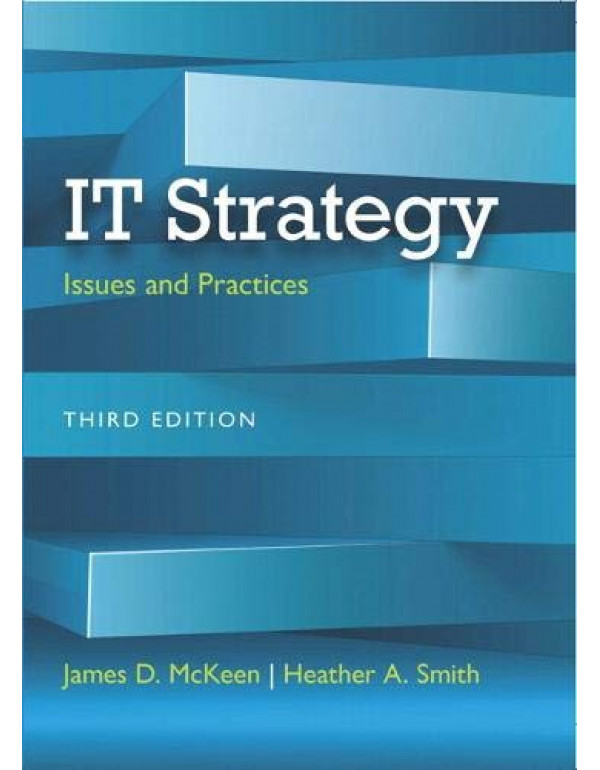 IT Strategy: Issues and Practices (3rd Edition) By McKeen, James (0133544249) (9780133544244)