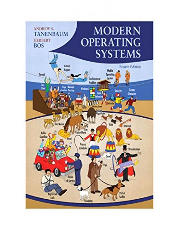 Modern Operating Systems by Tanenbaum (013359162X) (9780133591620)