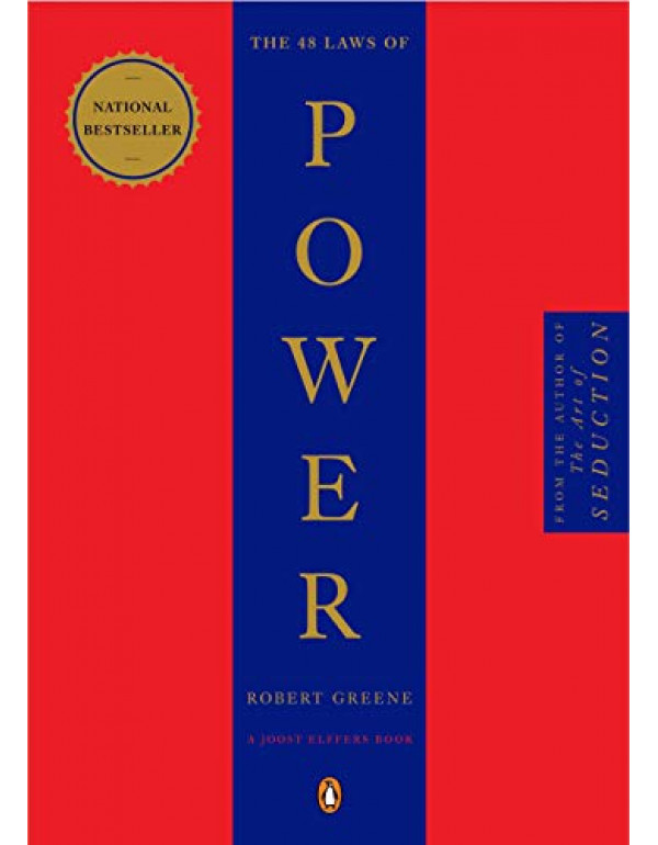The 48 Laws of Power By Greene, Robert (0140280197) (9780140280197)