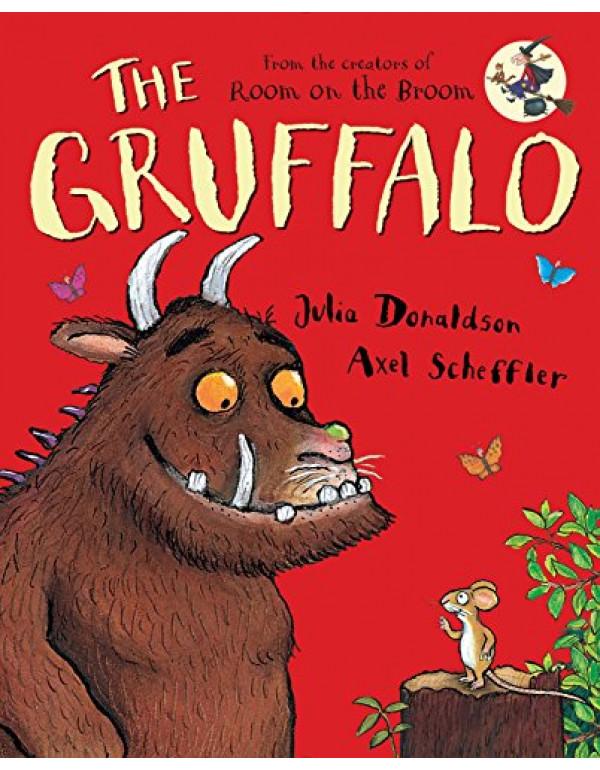 The Gruffalo By Donaldson, Julia (0142403873) (9780142403877)
