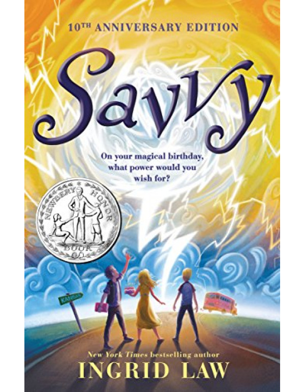 Savvy By Law, Ingrid (0142414336) (9780671764203)
