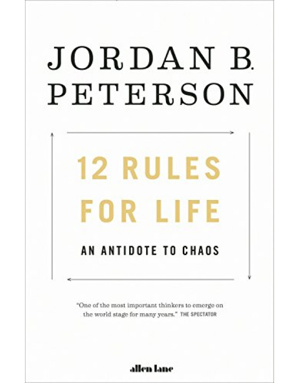 12 Rules for Life By Peterson, Jordan B. (02413516...