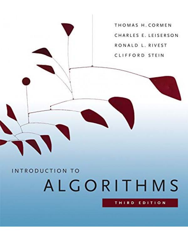 Introduction to Algorithms By Cormen, Thomas H. (0262033844) (9780262033848)