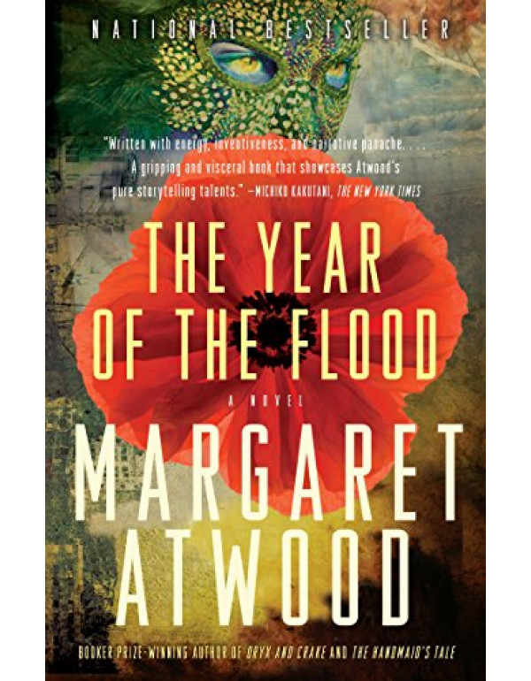 The Year of the Flood (The MaddAddam Trilogy) By Atwood, Margaret (0307455475) (9780142410363)