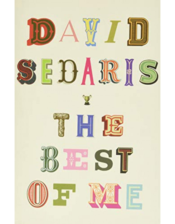 The Best of Me By Sedaris, David (0316628247) (978...