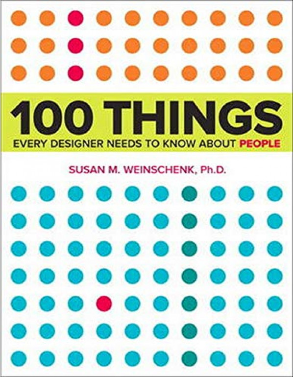 100 Things Every Presenter Needs to Know About Peo...