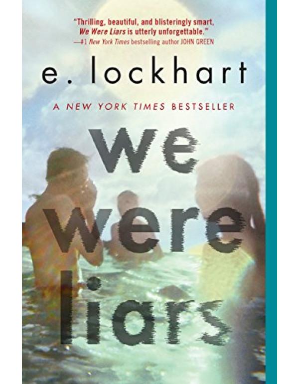 We Were Liars By Lockhart, E. (0385741278) (9780385741279)