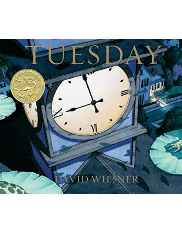 Tuesday By Wiesner, David (0395870828) (9780876055137)