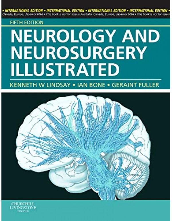 Neurology and Neurosurgery Illustrated By Lindsay (0443069573) (9780443069574)