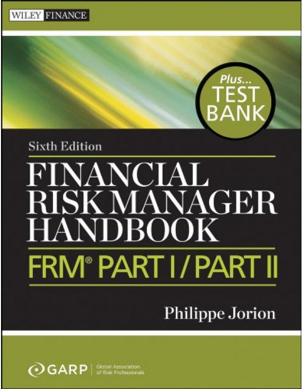 Financial Risk Manager Handbook by Jorion (0470904011) (9780470904015)