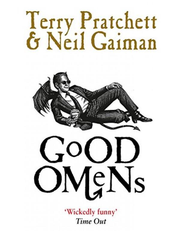 Good Omens (Discworld) By Gaiman, Neil