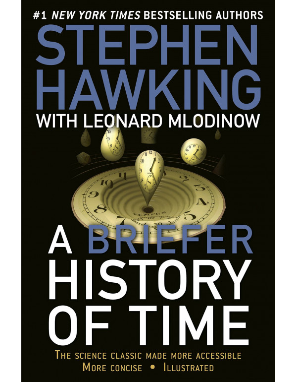 A Briefer History of Time by Stephen Hawking (0553385461) (9780553385465)